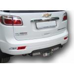 Лидер-плюс (Россия) Chevrolet TrailBlazer 2012- (с металлич. пластиной)