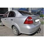 Chevrolet Aveo Sed/ZAZ Vida 2006-2012