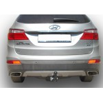 ТСУ для HYUNDAI SANTA FE (DM) 2012 -...(дизель) (GRAND SF 2014-...)/ KIA SORENTO 4 (XM FL) 2012-...